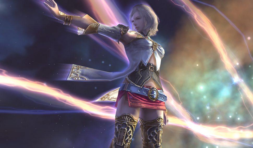 Final Fantasy XII: The Zodiac Age así se ve en PS4