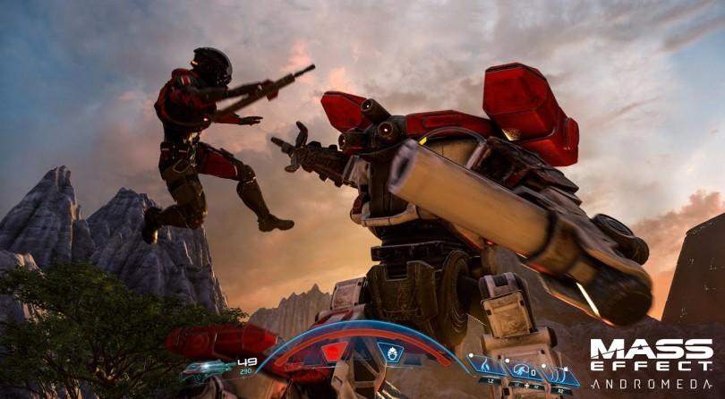 Se filtra el contenido de la reserva de las ediciones de Mass Effect Andromeda