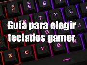 los mejores teclados gamer