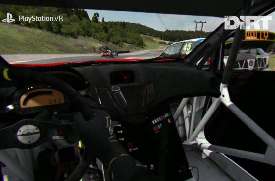 DiRT Rally llegará a PlayStation VR