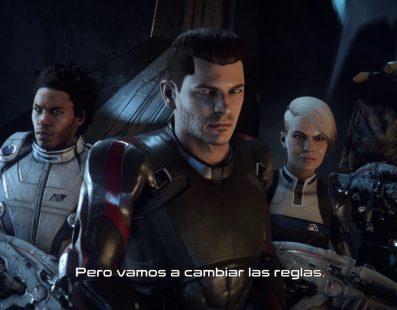 EA explica la decisión de eliminar el sistema de moralidad en Mass Effect Andromeda
