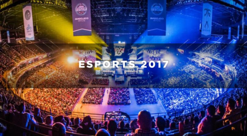 Calendario de eSports 2017