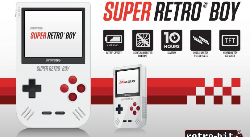 La nueva Game Boy moderna se presenta en el CES