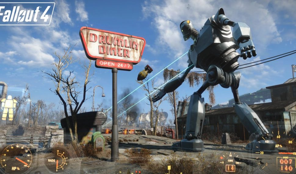 Los mods de Fallout 4 y Skyrim alcanzan las 175 millones de descargas