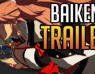 Guilty Gear Xrd Rev 2 llegará a PS4, PS3 y PC