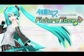 Hatsune Miku Project Diva Future Tone llega a Europa