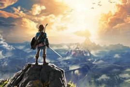 The Legend of Zelda: Breath of the Wild empezó a producirse en la primavera de 2016