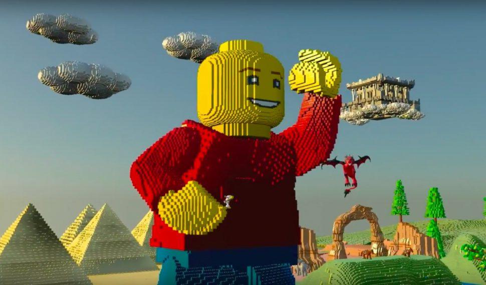 LEGO Worlds llegará a Nintendo Switch