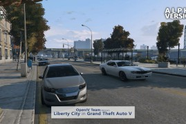 El mod de Grand Theft Auto V que recrea Liberty City