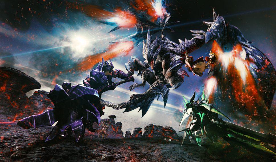 Monster Hunter XX celebra el nuevo año con un tráiler
