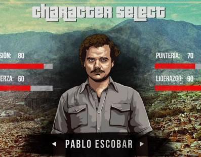 Netflix retira una campaña con estética GTA de su serie estrella Narcos