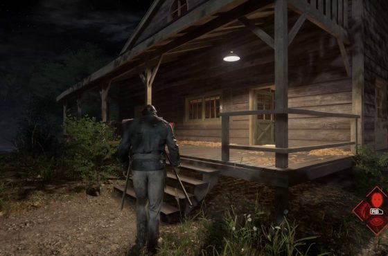 Nuevo tráiler de Friday the 13th: The Game