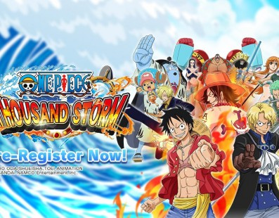 One Piece: Thousand Storm llegará a occidente