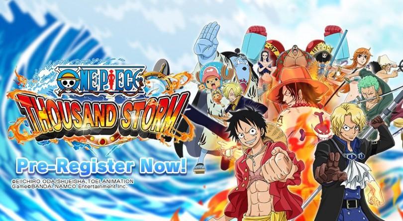One Piece: Thousand Storm llegará a occidente
