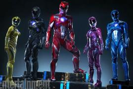Los Power Ranger adelantan su fecha de estreno – Nuevo tráiler
