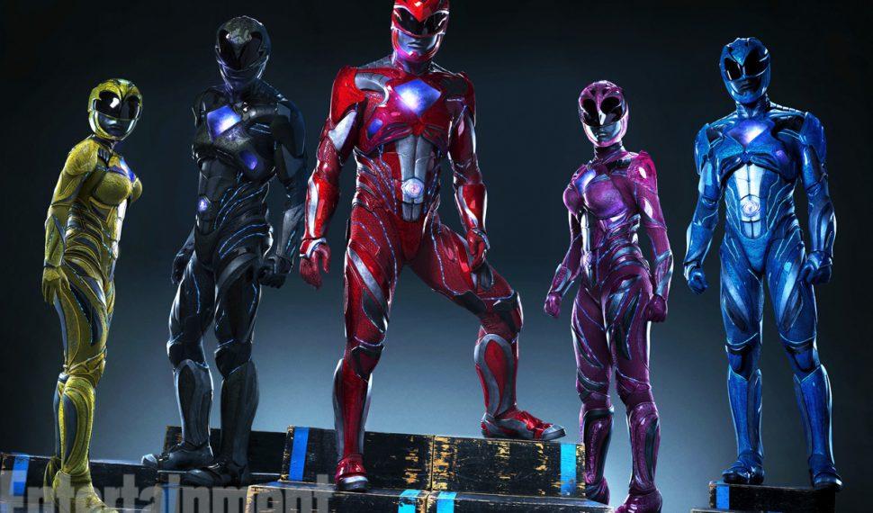 Los Power Rangers adelantan su fecha de estreno – Nuevo tráiler