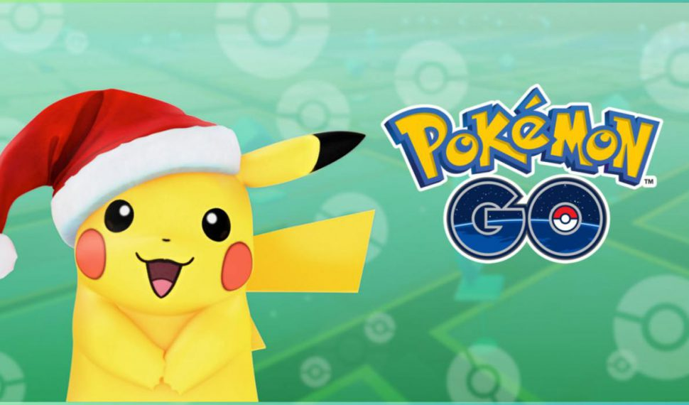 La fase 2 del evento de Navidad de Pokémon GO empieza hoy
