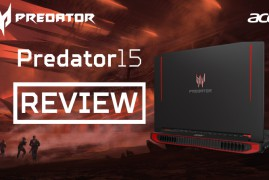 Review Predator 15 – Portátil Gaming