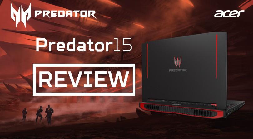 Review Predator 15 – Portátil Gaming