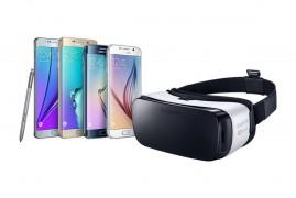 Samsung vende 6.3 millones de dispositivos VR, el triple que sus rivales