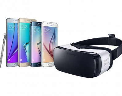 Samsung ha vendido 5 millones de Gear VR Mobile