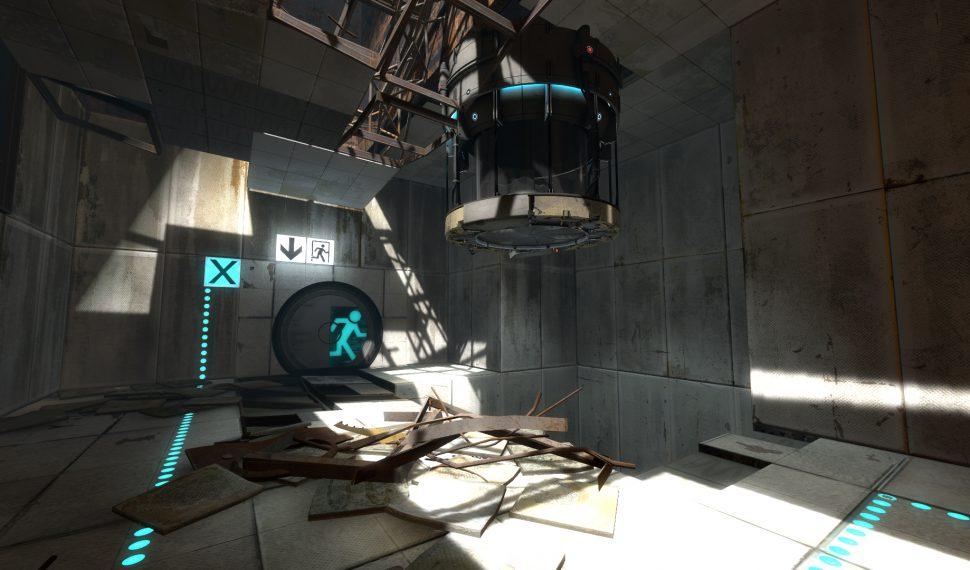 Portal 2 se lleva el título de mejor juego por Gabe Newell