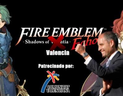 """Nintendo se equivoca y nombra su nuevo Fire Emblem Echoes como """"Shadows of Valencia"""""""