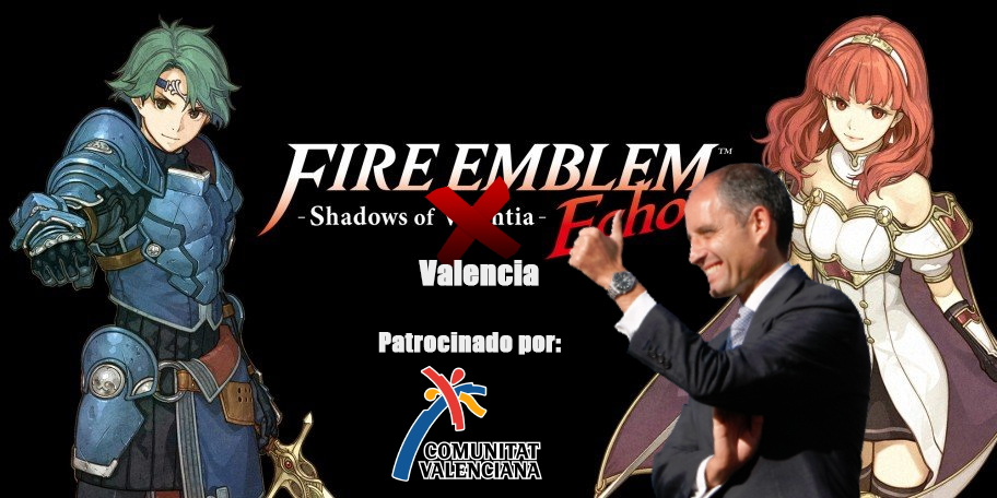 Nintendo se equivoca y nombra su nuevo Fire Emblem Echoes como «Shadows of Valentia»