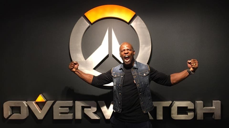 El actor Terry Crews quiere participar en Overwatch como Doomfist