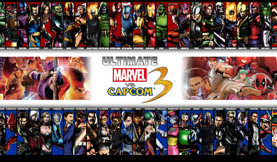 [CONFIRMADO] Ultimate Marvel vs Capcom 3 llegará el 7 de marzo a PC y Xbox One