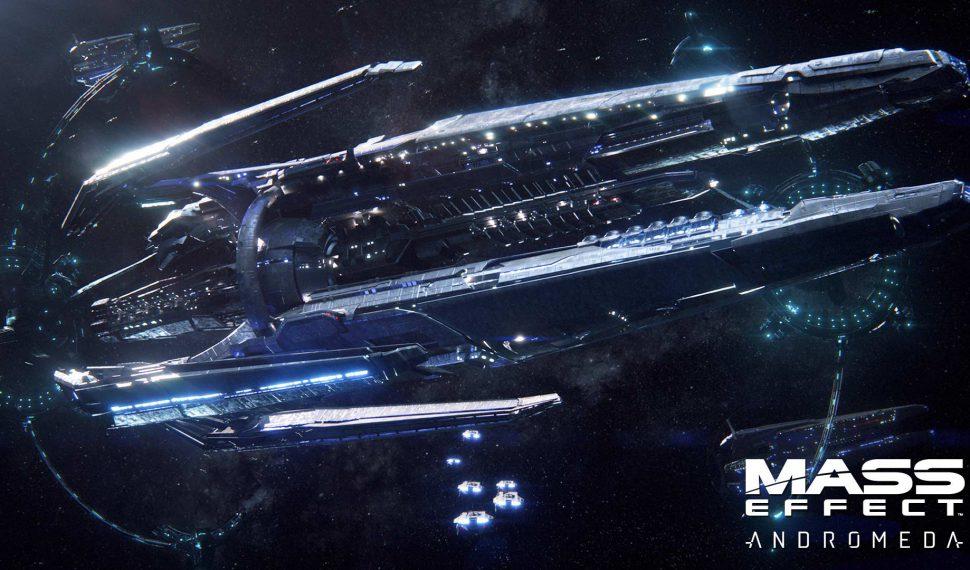Parece que Mass Effect Andromeda no va a estar en Nintendo Switch