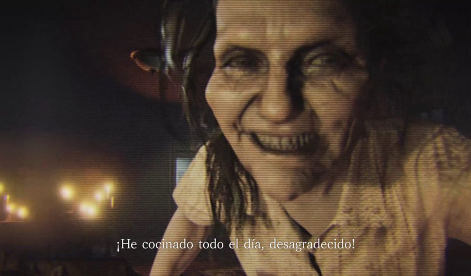 """El segundo DLC de Resident Evil 7 """"Grabaciones Inéditas Vol. 2"""" ya está disponible"""