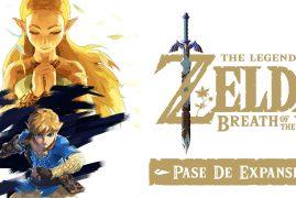Zelda Breath Of The Wild: Así es su Pase de Expansión