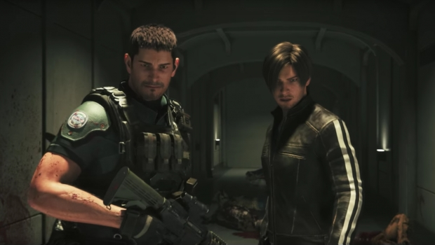 Resident Evil Vendetta: Chris y Leon vuelven a la gran pantalla