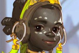 Así sería el nuevo personaje de Overwatch: Efi Oladede