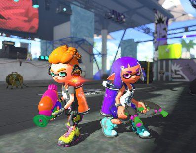 Splatoon 2: Nintendo enseña nuevas imágenes de sus escenarios
