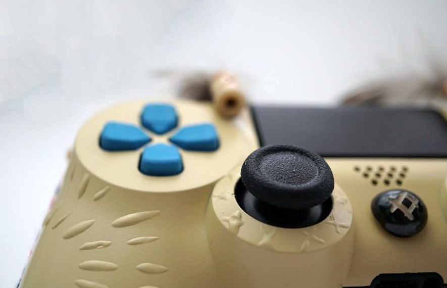 Diseñan un DualShock 4 inspirado en Horizon Zero Dawn