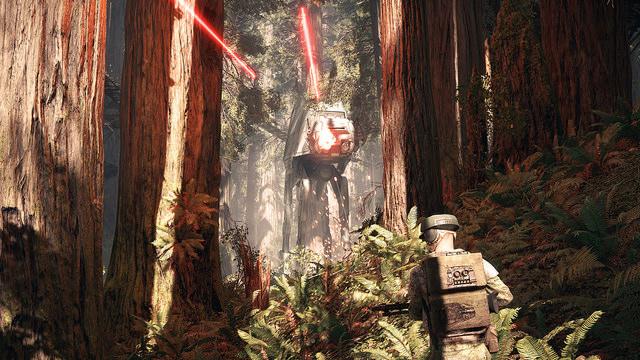 El tráiler de Star Wars Battlefront 2 está más cerca de lo que crees