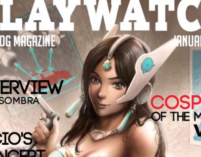 Bizzard cierra una parodia de la revista Playboy basada en Overwatch