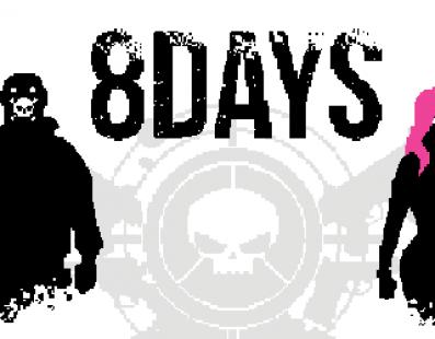 8DAYS ya está disponible en formato digital en PS4 y Xbox One