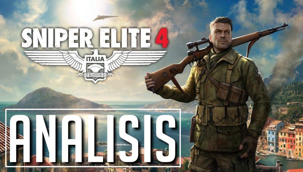 Analisis Sniper Elite 4