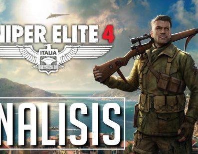 Analizamos Sniper Elite 4 en su versión de PlayStation 4