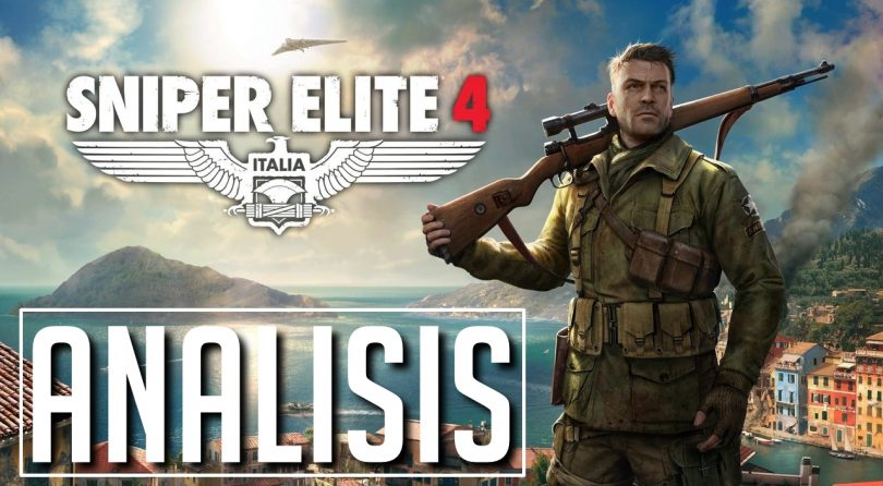 Analizamos Sniper Elite 4 en su versión de PlayStation 4