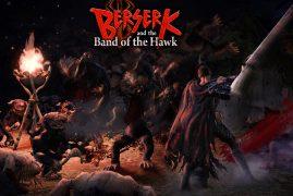 Berserk and the Band of the Hawk estrena nuevo tráiler