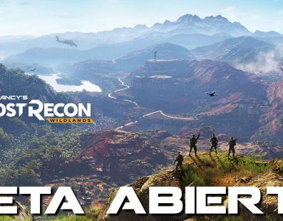 Ghost Recon Wildlands: Fecha de la beta abierta