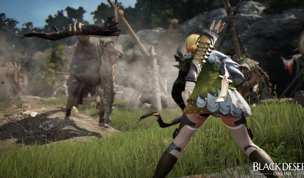 Black Dessert, el MMORPG, llegará a Xbox y PS4