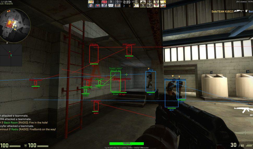 Un nuevo hackeo en CS: GO como protesta contra Valve