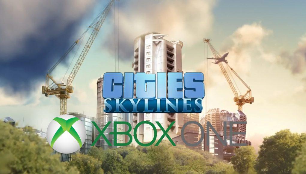 Cities Skyline Xbox One