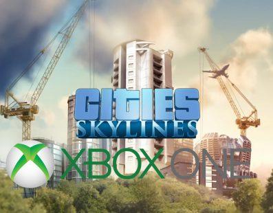 Cities Skylines llegará a Xbox One en primavera