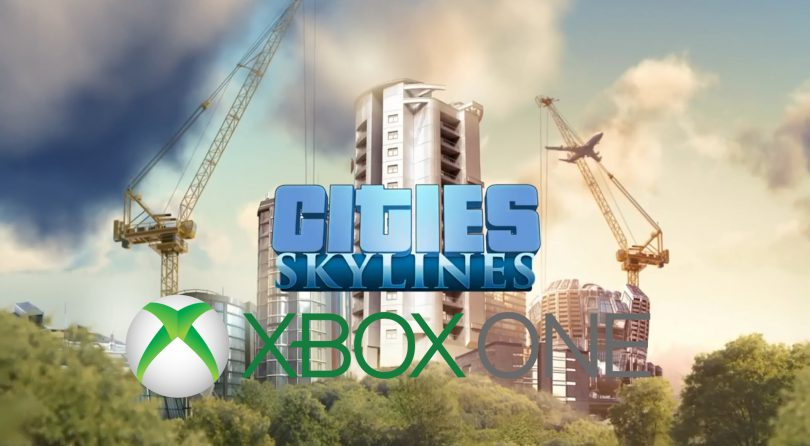 Cities Skylines llegará a Xbox One en primavera